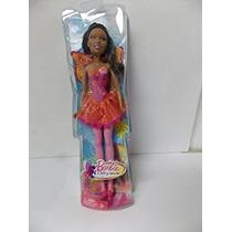 Juguete Barbie Un Secreto De Las Hadas - Afroamericano