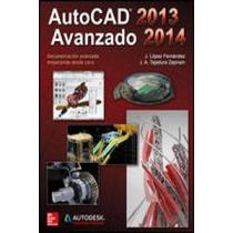 Autocad Avanzado 2013-2014; Tajadura Envío Gratis
