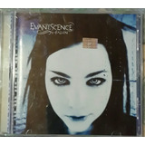 Cd Música Metal Evanescence