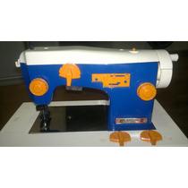 Mini Maquina De Costura Da Estrela - Na Caixa E Manual