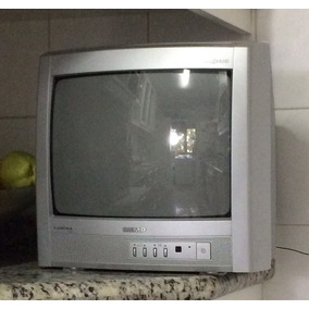 Tv Semp Colorida 14 Polegadas 110 V Usada