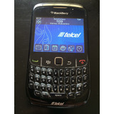 Blackberry Curve 8520 Telcel