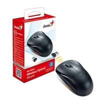 Mouse Sem Fio Genius Optico Usb Ns-6000 Preto
