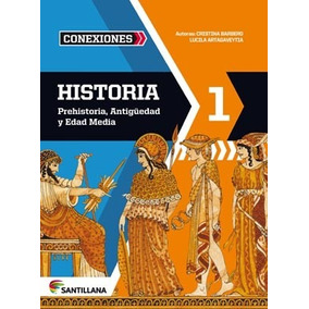 Historia 1 Editorial Santillana