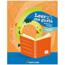 Leer Me Gusta 6 Para Sexto Año Escolar - Santillana