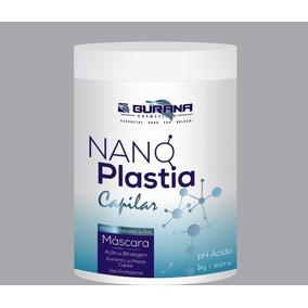 Nano Plastica Capilar 1 Kilo Burana Mascara Hidratante