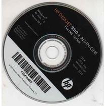 Cd De Instalação Para Impressora Hp Deskjet 3516 - 3510