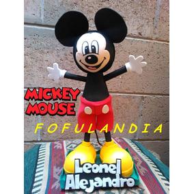 Centros D Mesa Fofuchas,fiestas, Comuniones, Mickey Mouse Y+