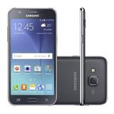 Smartphone Samsung Galaxy J5 - Com Defeito Tela Quebrada