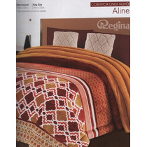 Cobertor Aline King Size Regina