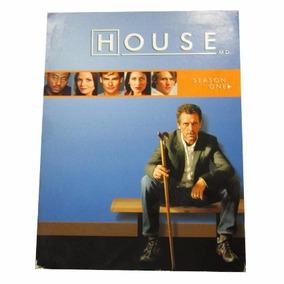 Serie Dr. House Y Lote De 60 Películas Originales