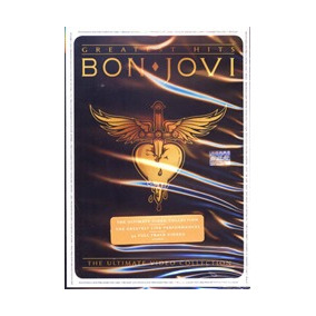 Bon Jovi Greatest Hits The Ultimate Video Collection Dvd