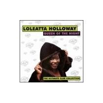 Cd Loleatta Holloway Queen Of The Night (importado)