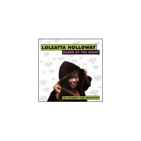 Cd Loleatta Holloway Queen Of The Night (importado)