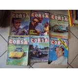 Lote De 16 Revistas Corsa 1968/69/70