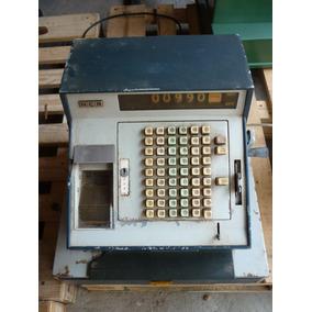 Caixa / Máquina Registradora Ncr - National - Antiga