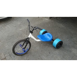 Drift Trike Dream Bike Rodas De Kart - Novo