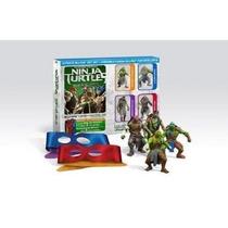 Teenage Mutant Ninja Turtles , Pelicula Blu-ray + Figuras