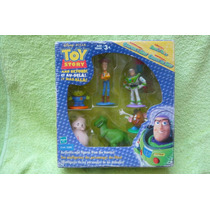 Figuras Alien Woody Buzz Rex Hamm Cara Papa Cuarto De Andy