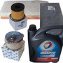 Kit 4 Filtros Original + Aceite Peugeot Expert Tepee 2.0 Hdi