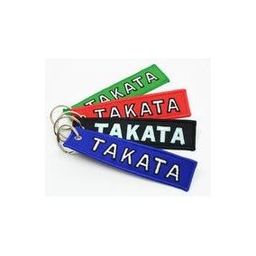 Jdm Takata Llavero De Tela Universal Honda Nissan Vw Gcp