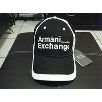 Gorra Armani Exchange Para Caballero
