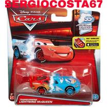 Disney Cars Dinoco Mcqueen Transforming +300 Mod Frete Baixo