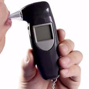 Alcoholimetro Portatil Digital 5 Boquillas Prueba Alcohol Eg