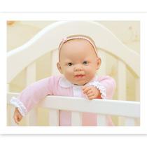 Boneca Bebê Ninos Boca Aberta Com Dentinho - Cotiplás