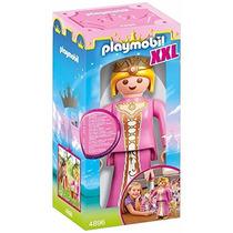Retromex Playmobil 4896 Princesa Castillo Xxl 65cm Medieval