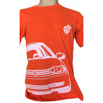 Camiseta Vw Gol Bola G2 Bravinhos Performance Turbo Cores