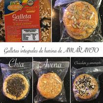 Amaranto Galletas Integrales De Amaranto Di