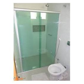 Box P/ Banheiro - Vidro Cristal Incolor Tipo Blindex