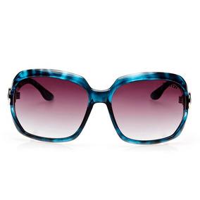 Óculos Triton P10455 - Feminino - Azul - 12x Sem Juros
