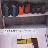 Moreno + 2 Remixes Máquina De Escrever Cd Original