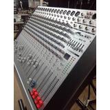 Consola Mixer 16 Canales Gbr Mix16 En S Fdo
