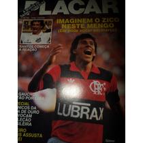 Revista Placar Morte Daniel Gonzalez Especial Técnicos Taça