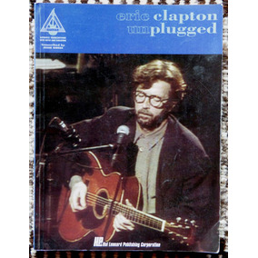 Eric Clapton / Unplugged (partituras)