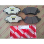 Pastillas De Freno Delantera Toyota Corolla 09-14