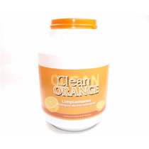 Limpiamanos Ecológico De Uso Industrial Clean Orange Locx