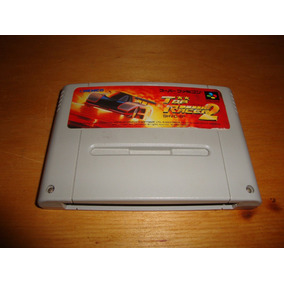 Top Racer 2 (top Gear 2) Original Para Super Nintendo