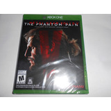 Metal Gear Solid V The Phantom Pain Xbox One Nuevo Y Sellado