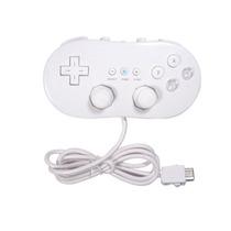 Controle Classic Wii Branco Nintendo - Pronta Entrega