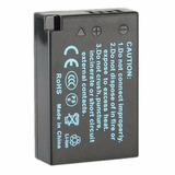 Bateria Lp E17 Recargable Para Camara Canon T6i Lp E17