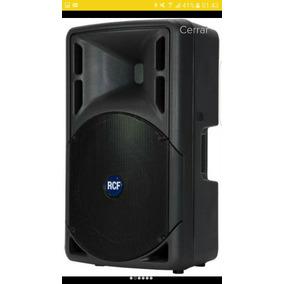 Rcf Art 315 Mkiii Caja Potenciada De 15 Y Drive Italiana