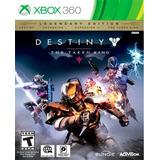 Destiny: The Taken King Xbox 360 Fisico Nuevo Xstation