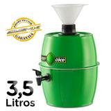 Chopeira Serv Coco Água De Coco Gelado 3,5 Litros Com Funil