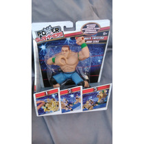 Mattel Wwe Slamers John Cena Juguete Figura Juego Luchadores