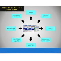 Sistema De Gestión Para Estaciones De Servicios