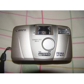 Máquina Fotográfica Canon, Modelo Prima Bf-800